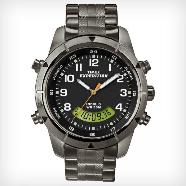 [ebay] Timex Expedition T49826 Herren Edelstahluhr für 59,90€ incl.Versand
