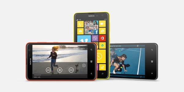 [@eBay-Medion] Nokia Lumia 625 für 79,-€ inkl. Vs. (B-Ware)