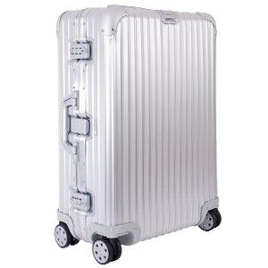 15 % Rabatt auf Rimowa Koffer, zusätzlich 5% Skonto + Cashback möglich