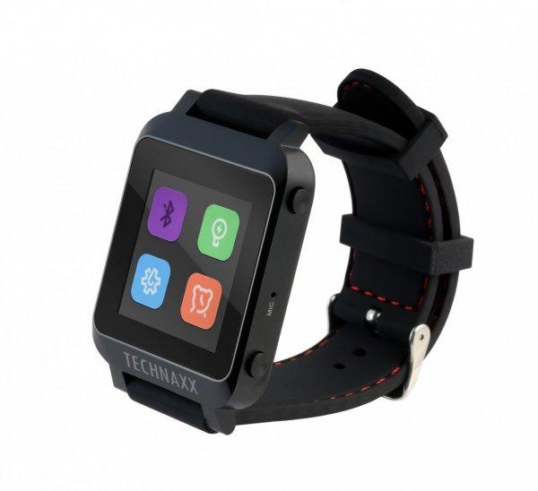 "Smart Watch Technaxx  TX-26 1,5"" Bluetooth bei PLUS Online"