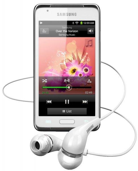 Media Player Samsung Galaxy S Wi-Fi 4.2