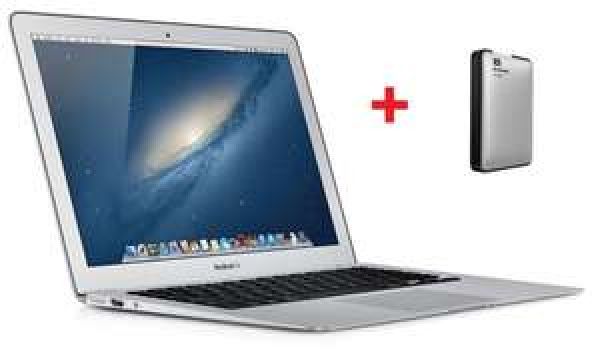 """[Cyberport] Kostenlose Festplatte (WD My Passport for Mac 1TB 2.5"""") bei Kauf eines Mac"""