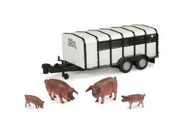 (WHD & Prime) Viehtransporter mit Schweinen für 6,76 statt 29,36€