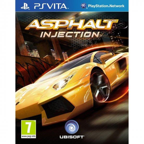 (PS Vita) Asphalt Injection für 4,99 statt 19,99€ (Download)