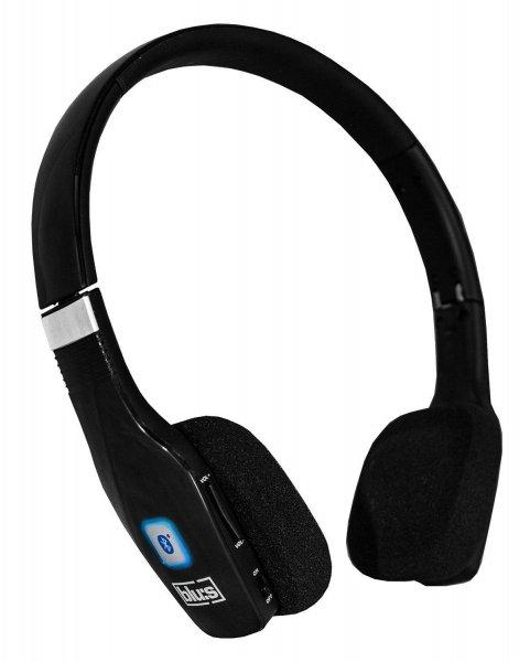 eBay: blu:s Antares Bluetooth Headset Kopfhörer Stereo Wireless kabellos schwarz @ 19,99 Euro
