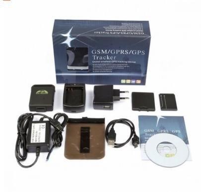 GPS Tracker TK102B Kit Autoladekabel 2xAkkus 18,99€ inkl.Versand