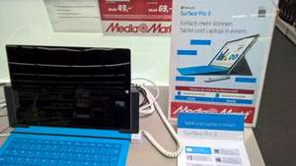 [Lokal - MM Mainz] Surface 3 Pro - 256 GB - i5