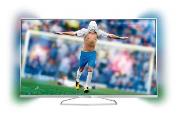 "Philips 48PFK6609 48"", Full HD, 400Hz PMR, Active 3D, DVB-T/C/S/S2, Smart TV mit Ambilight @ Redcoon ebay"
