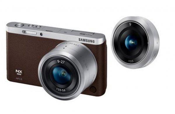 [Lokal, Kassel] Samsung NX Mini 9-27mm + 9mm @Media Markt und andere NX Mini Kits