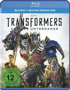 [amazon Prime] - Transformers 4 - Ära des Untergangs [BluRay]