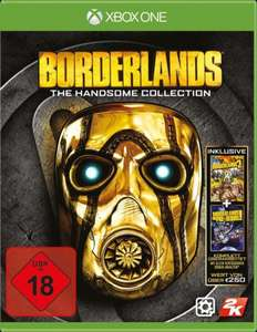 Borderlands: The Handsome Collection Xbox One