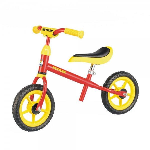 [Wieder da] Testsieger! Kettler Laufrad Speedy 10? in rot für 29,99€ inkl.Versand @ Amazon