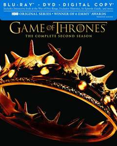 Game of Thrones Staffel 2 [Bluray] 16,90€ bei Amazon mit Prime