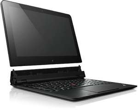 Lenovo ThinkPad Helix 29,5cm (11,6 Zoll) Convertible Ultrabook (Intel Core i5 3337U, 2.7 GHz, 4 GB RAM, 128 GB SSD, 3G, Touchscreen, Win 8 Pro) schwarz 499€ @ Amazon