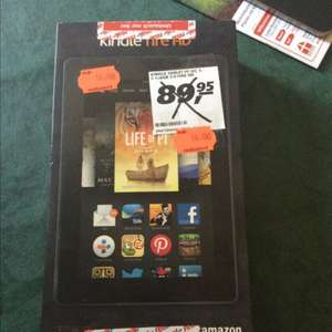 [Real Bayreuth] Kindle Fire HD 8 GB