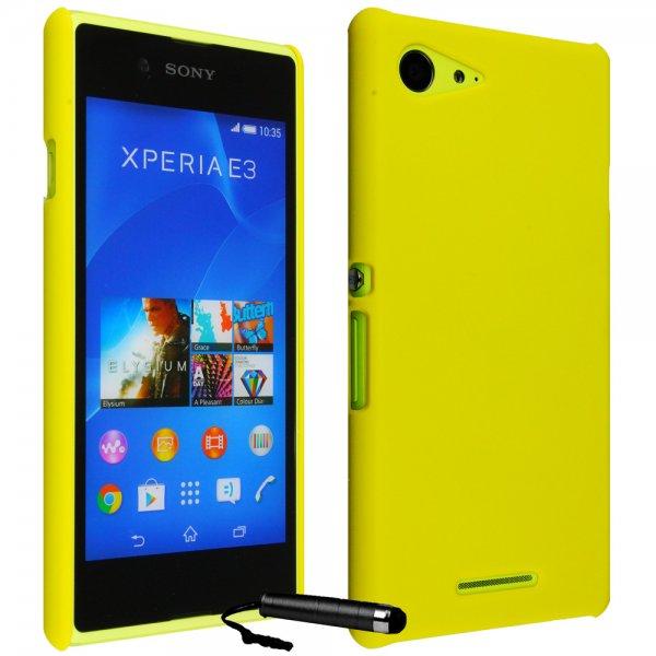 [Amazon] Sony Xperia E3 LTE (4x 1,2 GHz, 4,5'' IPS, 1GB RAM, NFC, microSD) für 115€ = 18% Ersparnis