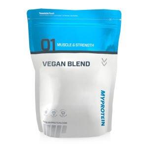 [Myprotein.com] 3x2,5 kg Vegan Blend für 66,21€ durch Rabattaktion + Gutscheincode