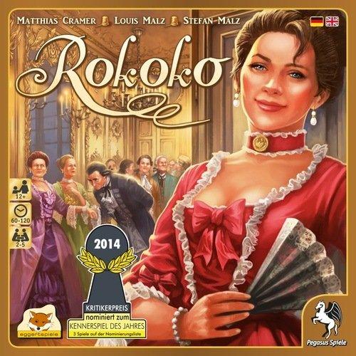 [Amazon.de] Brettspiel Rokoko 16,42€ (Prime)