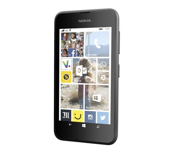 [Conrad B-Ware] Lumia 530 in schwarz für 55€
