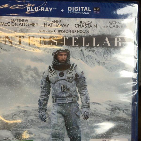 [Lokal Bonn Media Markt] Interstellar Blu-Ray