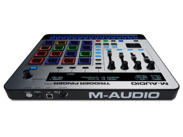 M-Audio Trigger Finger Pro - MIDI-Controller für 209 € @ Amazon Blitzangebot
