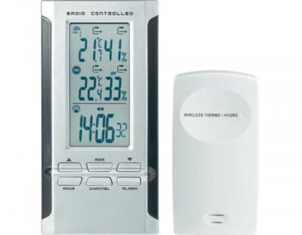 MEIN PAKET ! 12,99 Euro für Conrad Thermo-/Hygrometer mit Funk-Uhr