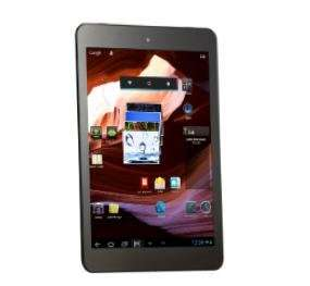 CMX Clanga 079-1016 - 7,9 Tablet mit Aluminiumgehäuse, Allwinner A31 Quadcore, PowerVR SGX544, 1 GB Ram, Bluetooth, Mini HDMI, 16 GB Speicher (erweiterbar) ab 39€ @Media Markt