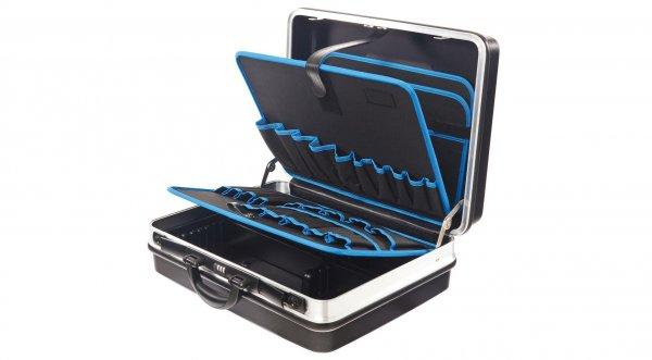 LUX Werkzeugkoffer Profi Plus baugleich B&W 114.02/P easy pockets @ Obi.de
