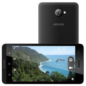 [ebay] Archos 50 Helium LTE Smartphone - 5 Zoll IPS Display, Snapdragon 1.2 GHz Quad Core, 8 MP, 1GB Ram  86€  (B-Ware)