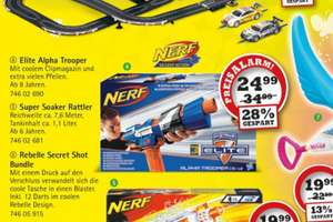 Nerf Elite Alpha Trooper (Spielzeug Ring - Dobler in Altötting)