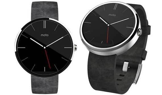 [Saturn Online] Moto 360 Smartwatch für 179 Euro