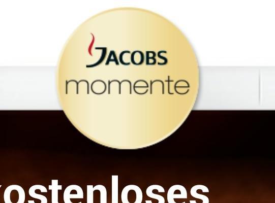 Jacobs Momente Lungo für Nespresso Produktprobe
