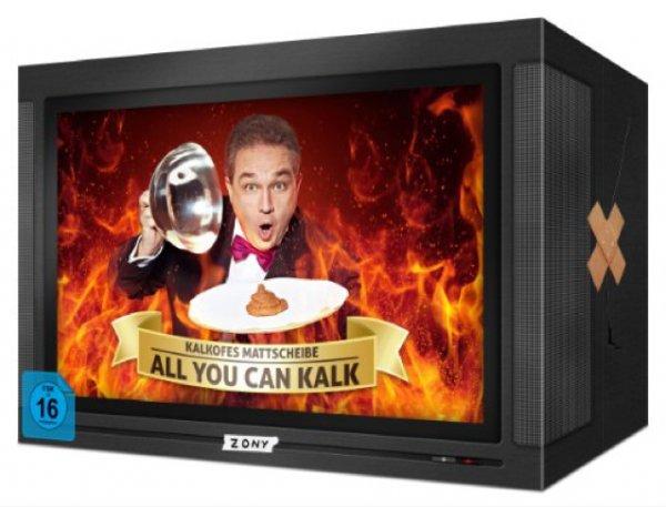"""Kalkofens Mattscheibe """"All You Can Kalk"""" 40 DVD Version bei Amazon"""