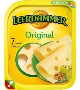 Kaufland, Leerdammer holl. Schnittkäse, 1.11€ statt 1.99€ (KW14)