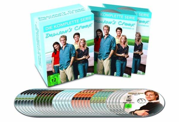 Dawson's Creek - Die komplette Serie [34 DVDs] für 39.97 EUR