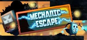 [Steam] Mechanic Escape gratis (+ Sammelkarten) @Indiegala