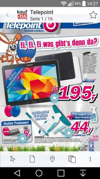 [Lokal - Telepoimt Bremen] Samsung Galaxy TAB 10.1 4 Wlan