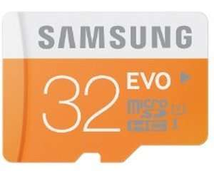 [lokal Euronics HEF] Samsung Evo microSDHC 32GB Class 10 UHS-I für 11€