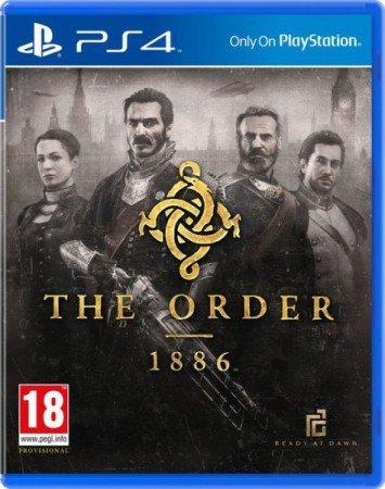 [PS4] The Order: 1886 für 33,99 + 4,80 VSK  @ moebekids.com