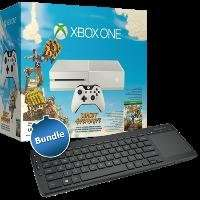 Microsoft Bundle: Xbox One + Sunset Overdrive + MS All-in-One Media Keyboard für 303,95€ @ZackZack
