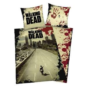 [real.de] Herding Bettwäsche ''The Walking Dead'' für 24,95€