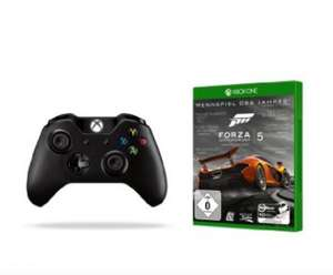 Xbox One Controller + Forza 5 Game of the Year Edition für 59 Euro @ Amazon