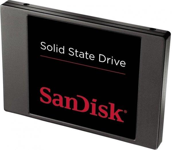 [Voelkner] SanDisk interne 128GB SSD SDSSDP-128G-G25 für 44,24€ mit Gutschein & Sofort-Überweisung
