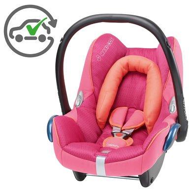 Restposten bei baby-markt.de - z.B. Maxi-Cosi CabrioFix Spicy Pink 2013 für 104,95€, Babybay Trend für 154€