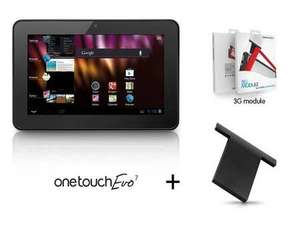 "Alcatel One Touch EVO7, modulares 7""Tablet inkl. 3G @MeinPaket OHA"