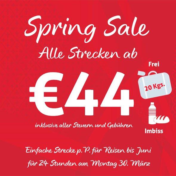 Malta ab 44€ p.P bis Juni
