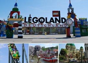 Eintrittskarten für Legoland Deutschland Preisfehler nur 18,45 Euro statt 41,50 Euro