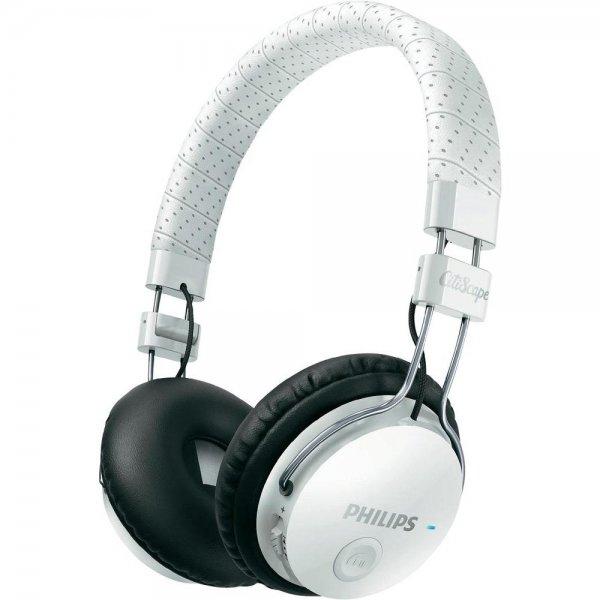 Philips CitiScape Foldi (SHB8000WT) (Bluetooth Kopfhörer) für 44€ (38,45€ mit Newslettergutschein)