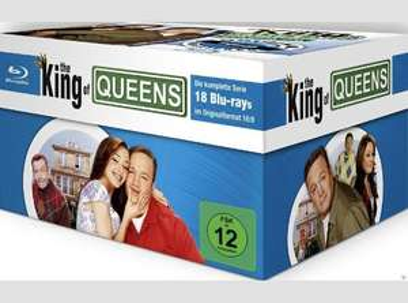 King of Queens Blu Ray HD SuperBox Lokal Köln