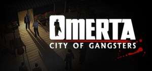[Steam] Omerta - City of Gangsters (auch: Gold Edition) (-85%) @ GamersGate